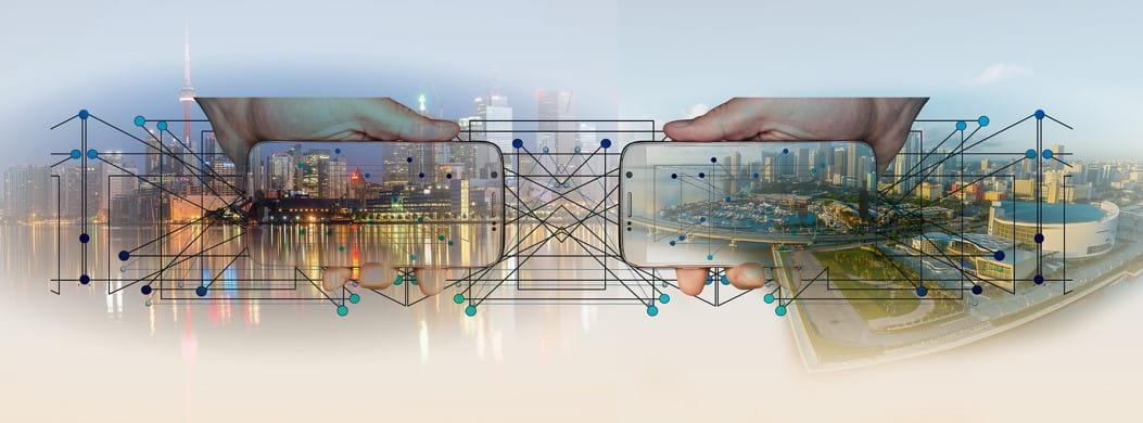 redes inteligentes geoposicionadas